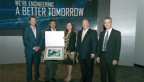 we're engineering a better tomorrow