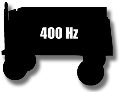 Rental GPU 400Hz LP